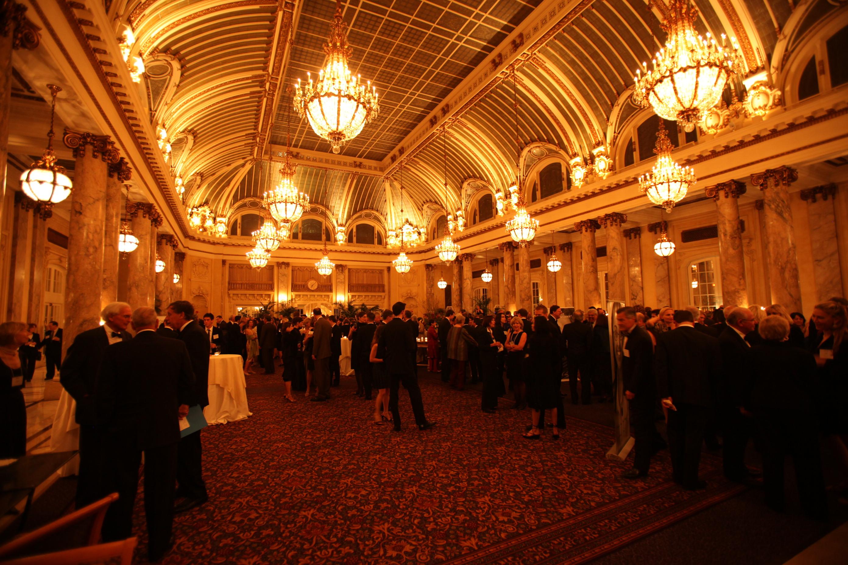 Haas Gala November 6, 2009, The Palace Hotel, San Francisco, CA