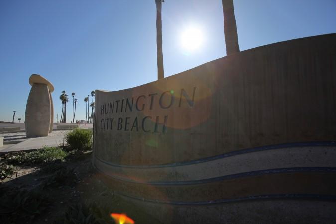 Huntington City Beach